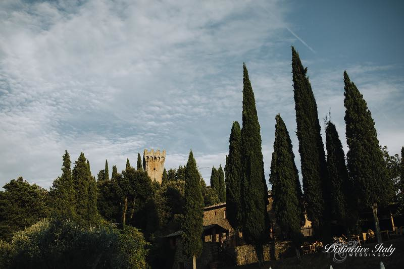 tuscany castle wedding 06