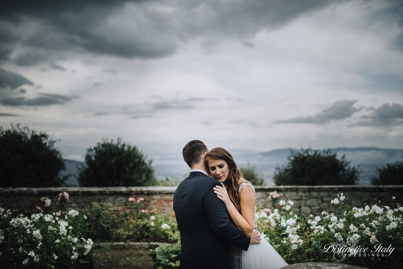 tuscany castle wedding 46
