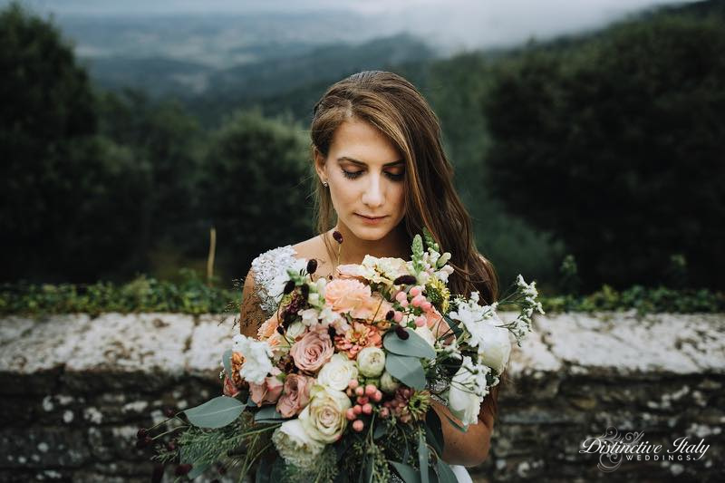 tuscany castle wedding 50