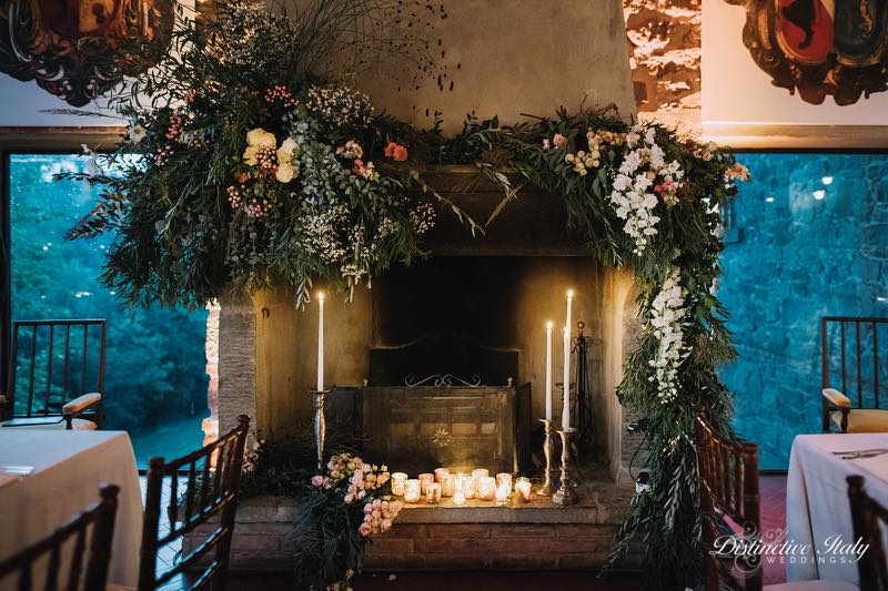 tuscany castle wedding 86