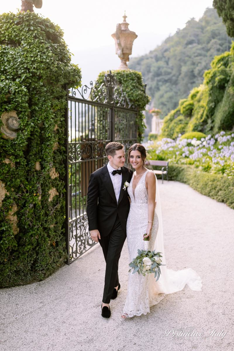 villa balbianello wedding in lake como 48