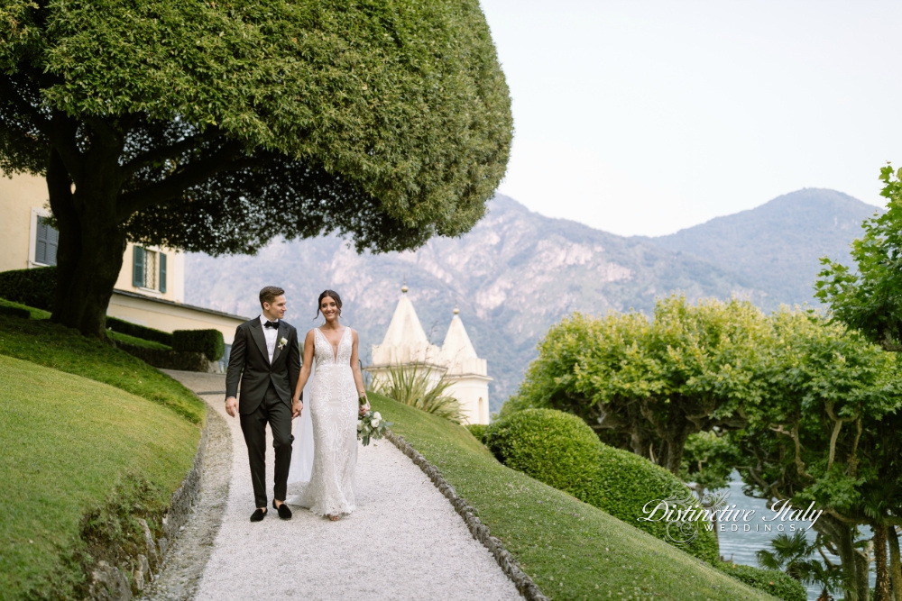 villa balbianello wedding in lake como 48c