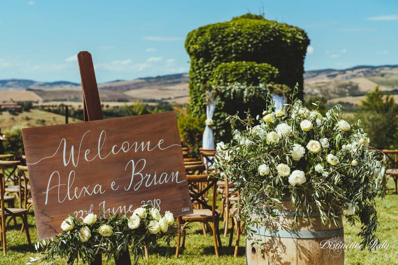 Tuscany wedding in Pienza 15