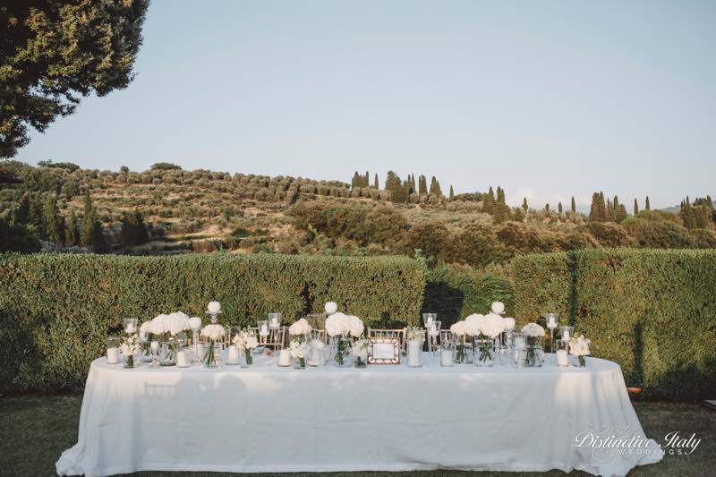 Villa Gamberaia Wedding in Florence 47