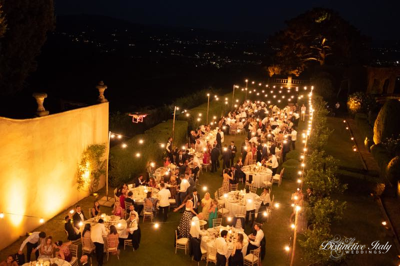 Villa Gamberaia Wedding in Florence 59