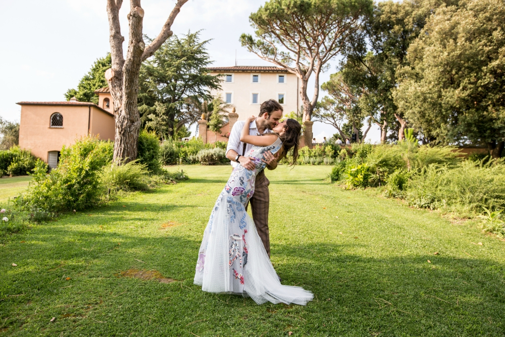 Marcella and Thiago – From Brazil to Tuscany!