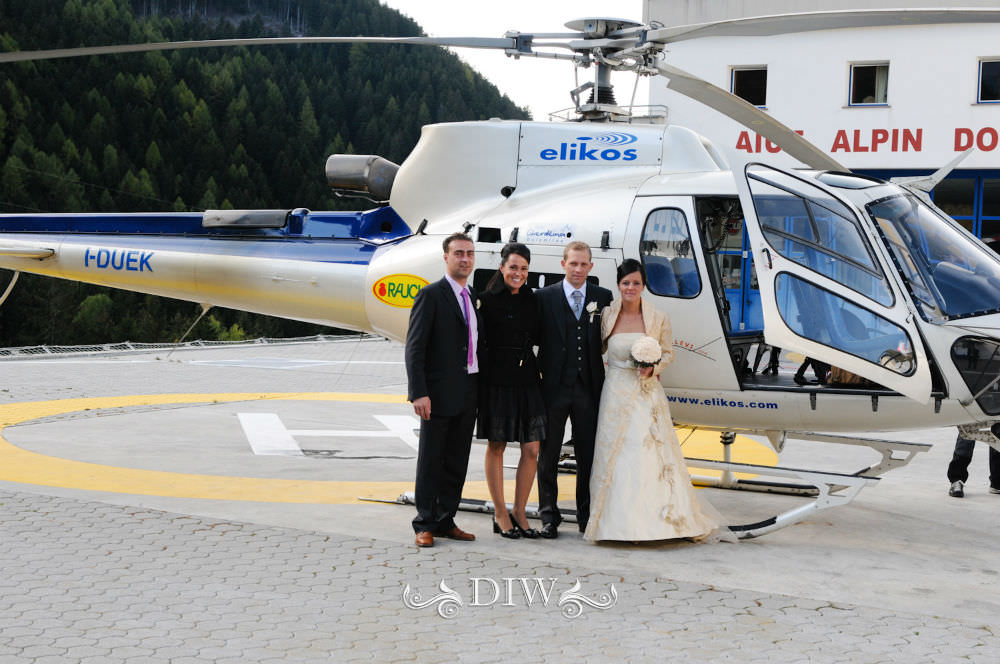 italy wedding transportation
