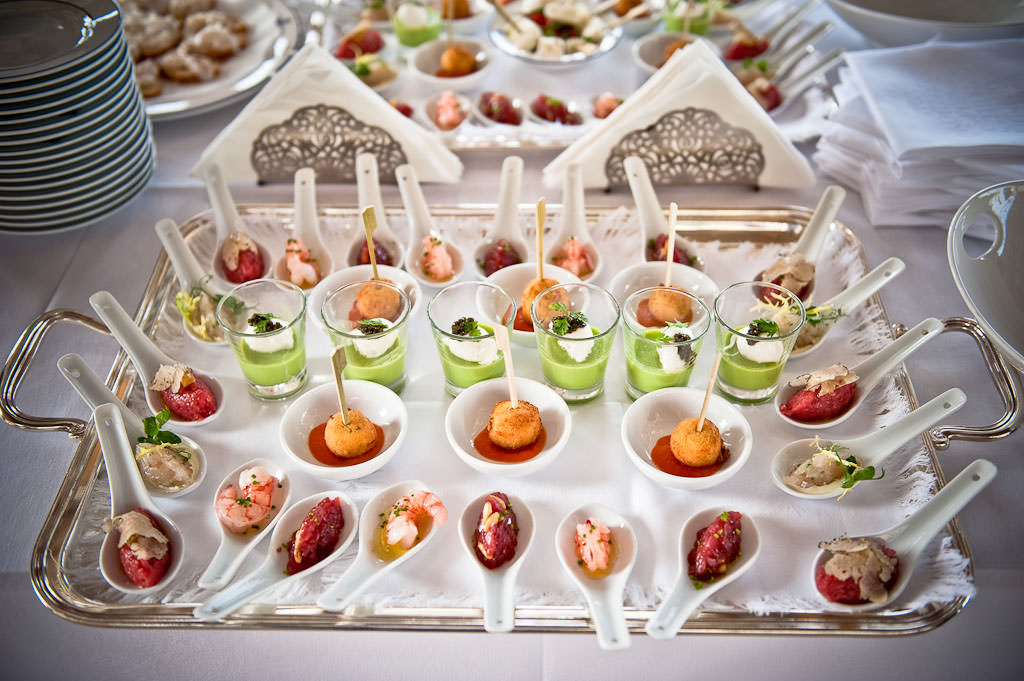 Italian Wedding Receptions Feasting And Celebrating Italian Style