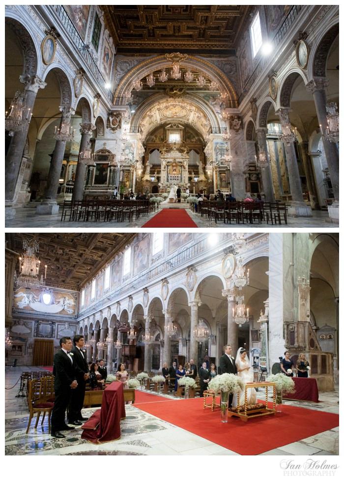 irish catholic weddings in rome - photo#4