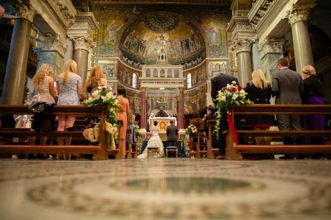 irish catholic weddings in rome - photo#6