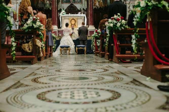 irish catholic weddings in rome - photo#29