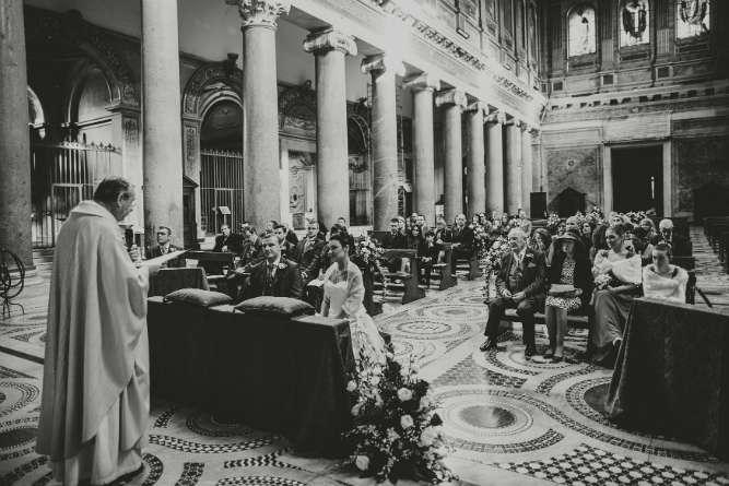 irish catholic weddings in rome - photo#25