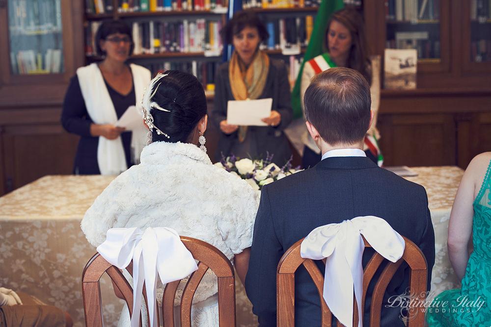 Civil Weddings In Bellagio