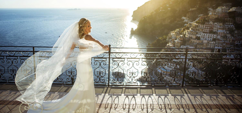 Luxury Amalfi Coast Weddings