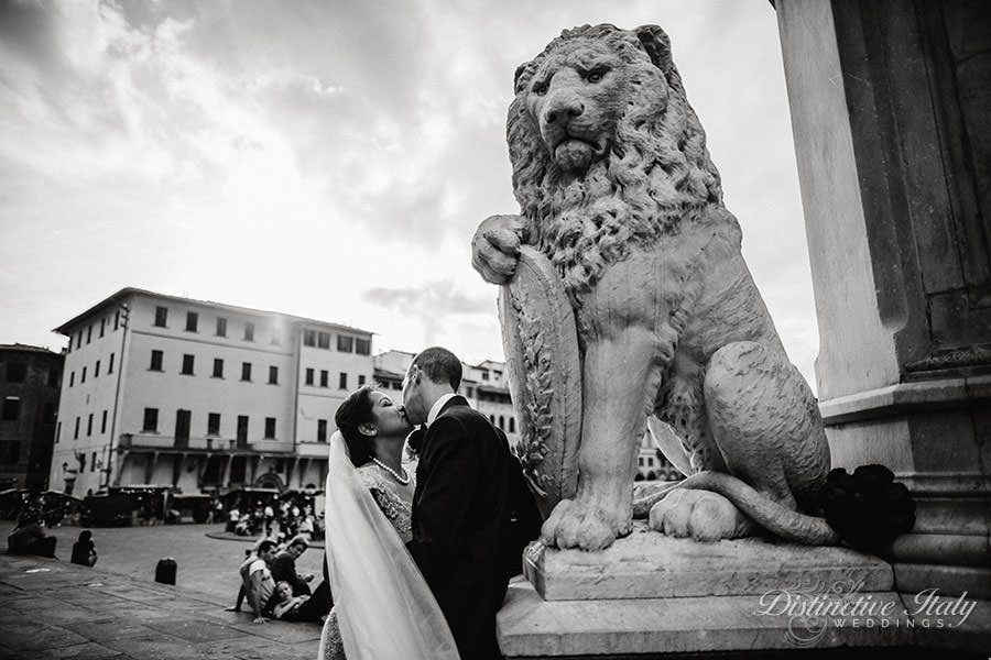 Abby and Adam - Wedding in Florence, Tuscany