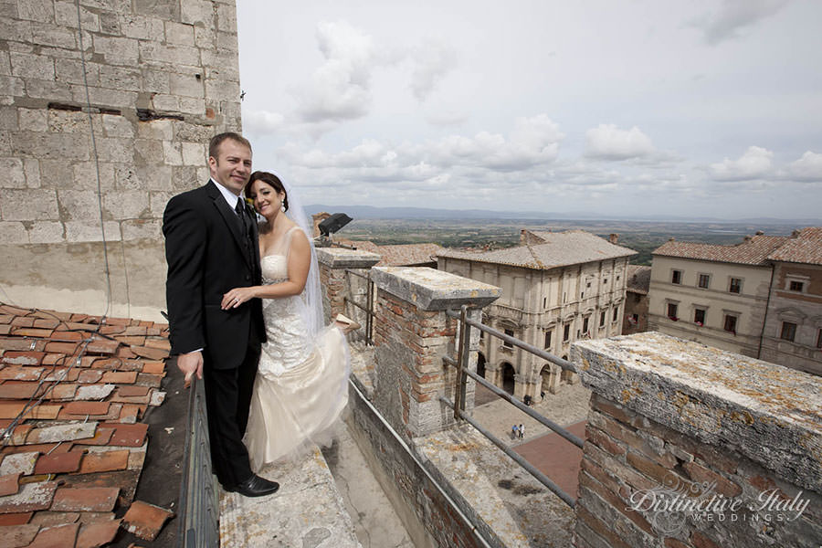 Alicia and Doug - Catholic wedding in Tuscany