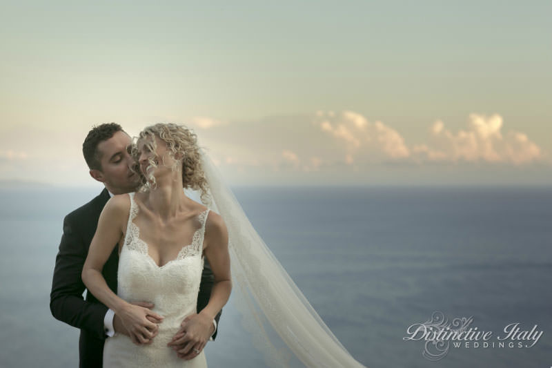 Janelle and Chris - Villa Cimbrone wedding in Ravello