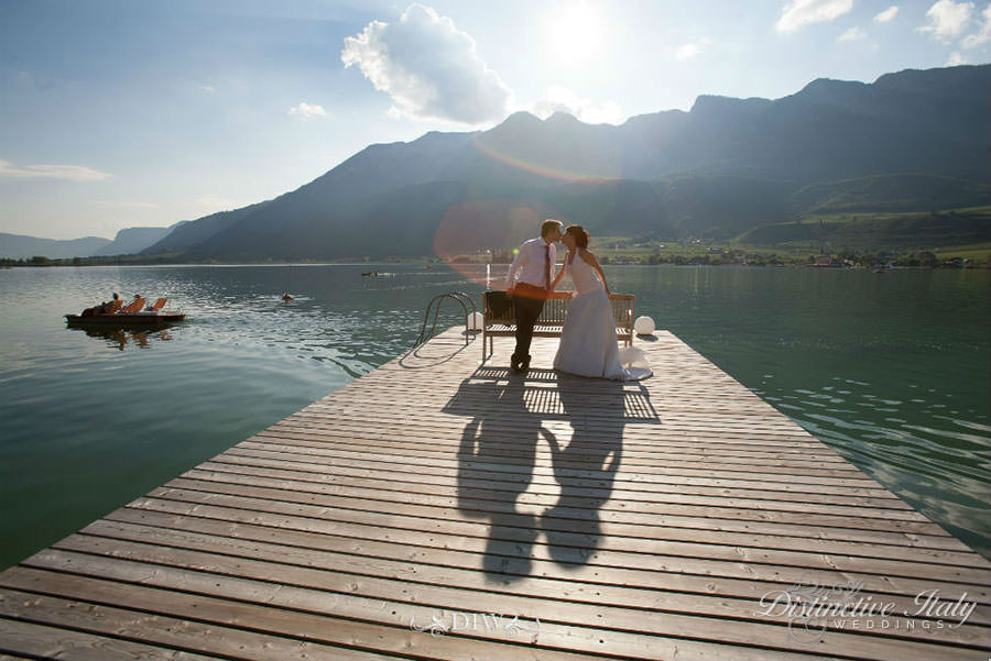 Laura and Daragh - Wedding in the Alps, Merano
