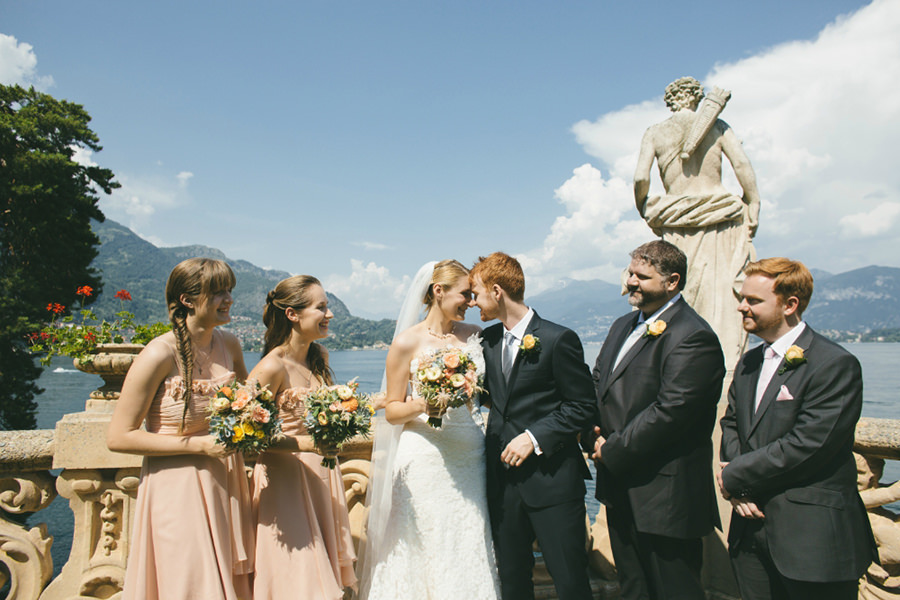 Mariya and David -Wedding in Lake Como