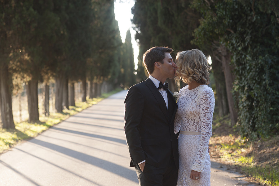Megan and Neil - Wedding in Rome