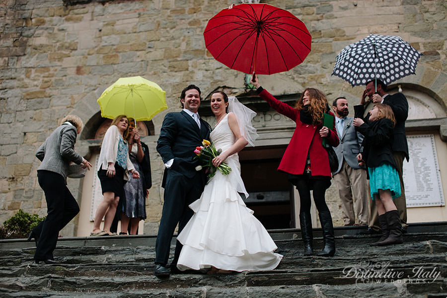 Michelle and Christopher - Wedding in Cortona, Tuscany