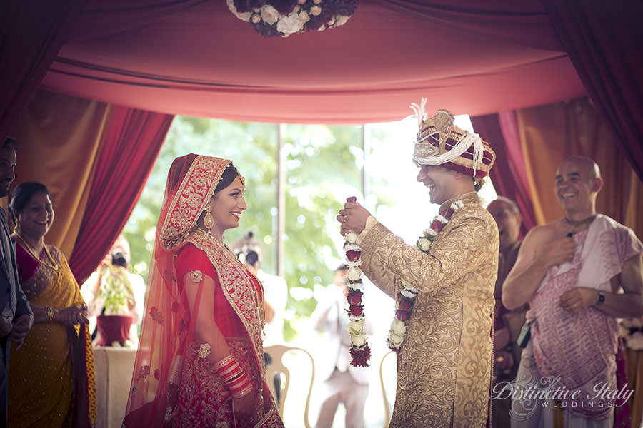 Parneet and Ajay - 3 day Indian wedding in Tuscany