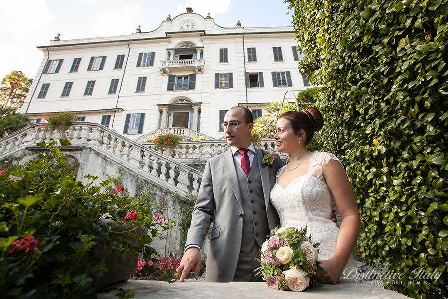 Rachel and Omar - Wedding in Lake Como