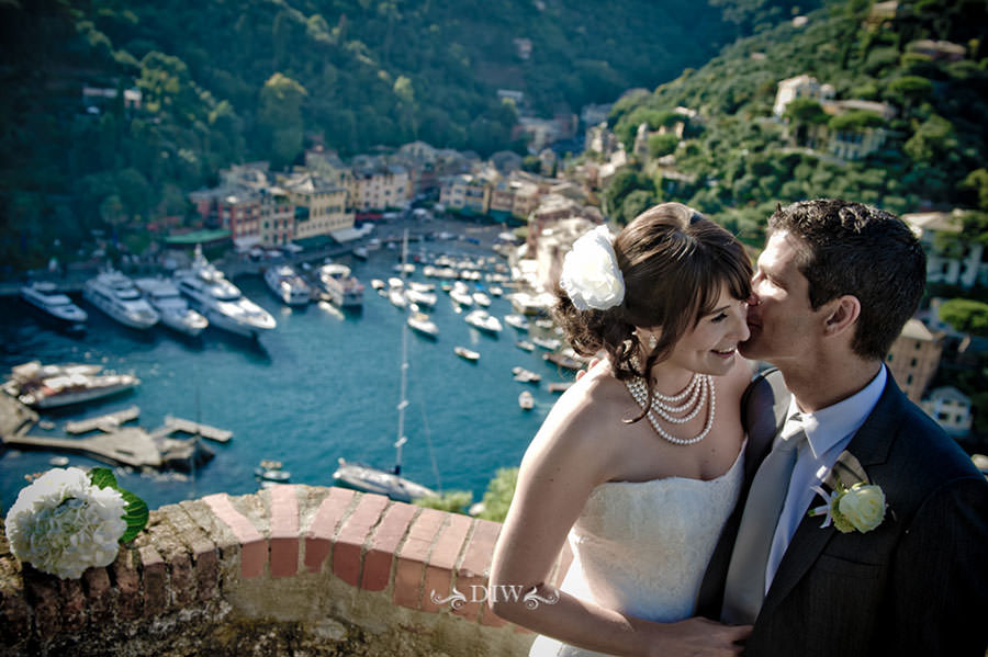 Sara and Mark - Wedding in Italian Riviera