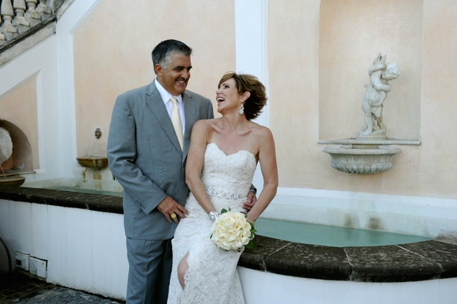Shawn and Thomas - Amalfi Coast Wedding