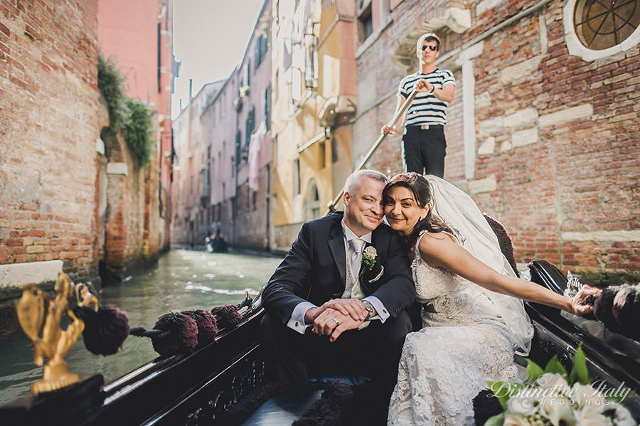 Shirin and Kerry - Wedding in Venice