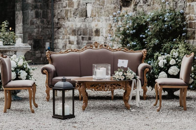 tuscany castle wedding 36