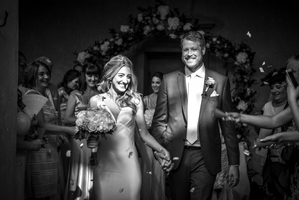 Caitrona and Jamie – Wedding in Tuscany