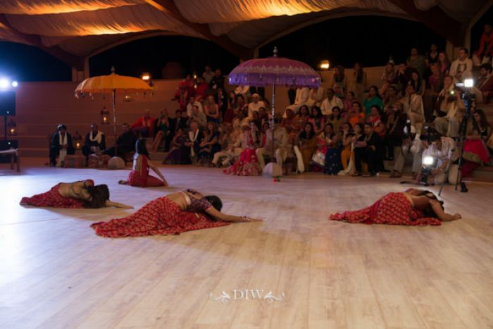 102 Indian wedding dance in Italy