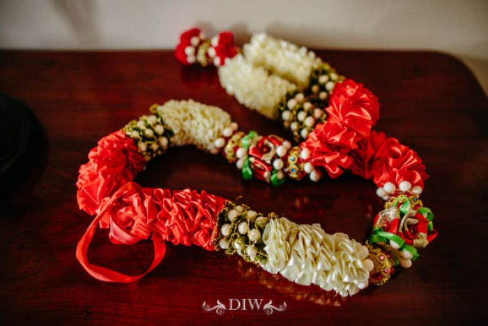 11 Indian wedding necklace in Tuscany