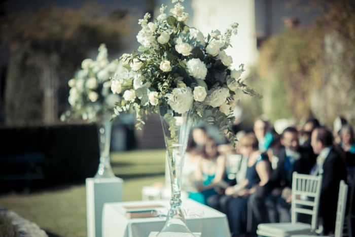 12 Tuscany wedding floral design
