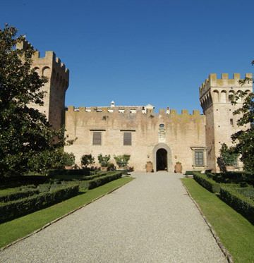 15th Century Castle - Chianti