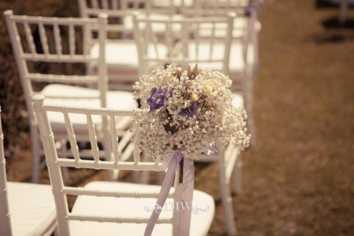 18 Florence wedding chairs