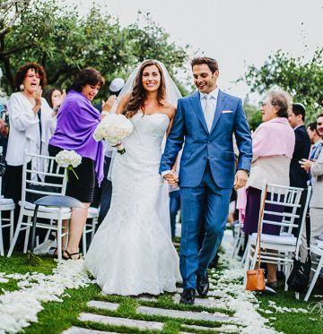 Jewish WeddingRavello