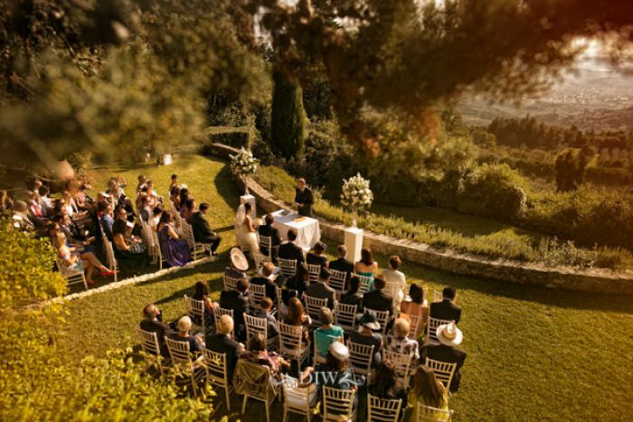 29 Fiesole wedding ceremony