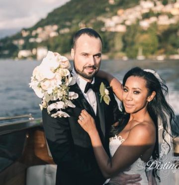 Jamie and MatthiasLake Como Wedding