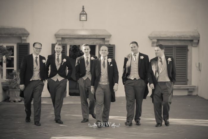 47 Fiesole wedding groomsmen