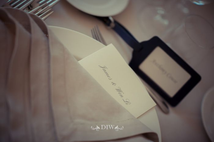 50 Tuscany wedding reception placecards