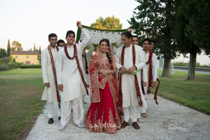 65 Indian wedding in Arezzo