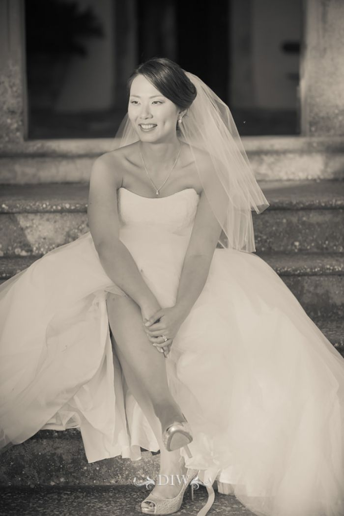 68 Florence wedding bridal portrait