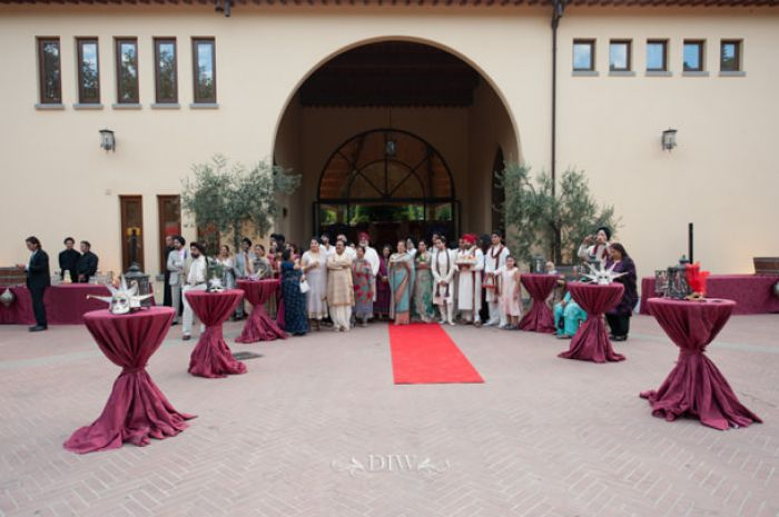 75 Indian wedding in Arezzo