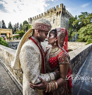Shilpa and NiteshIndian wedding in Tuscany