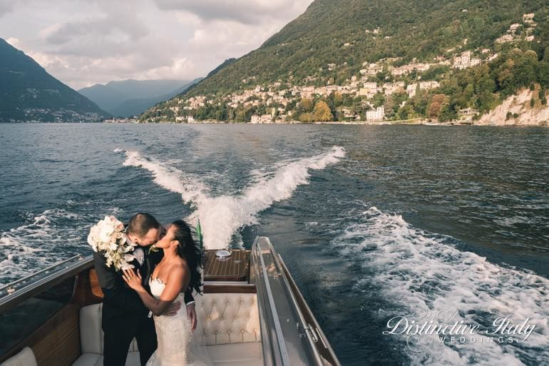 Lake Como Wedding at Villa Geno