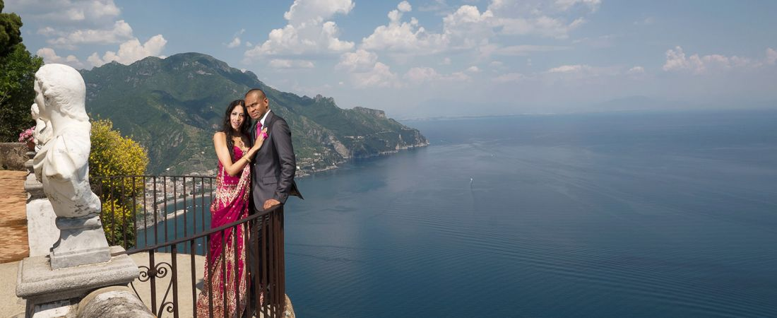 Elegant Amalfi Coast Wedding