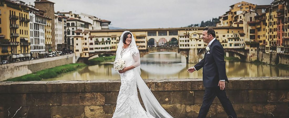 Jewish Wedding in Florence