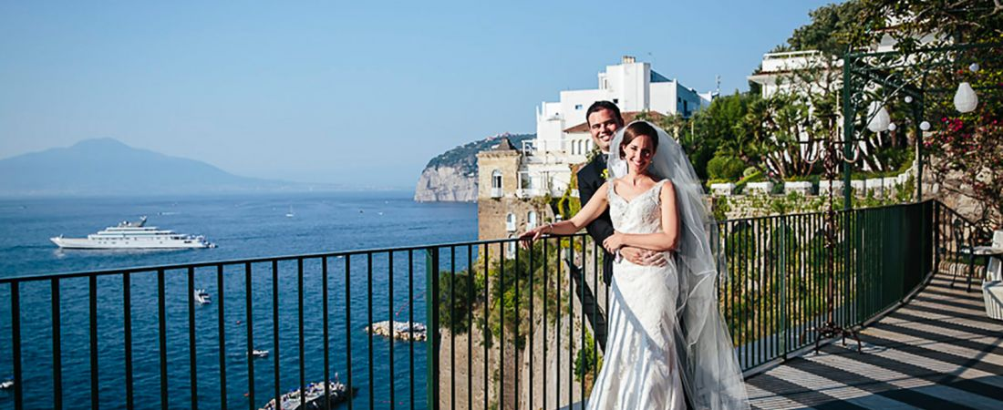 Sorrento Wedding Romance